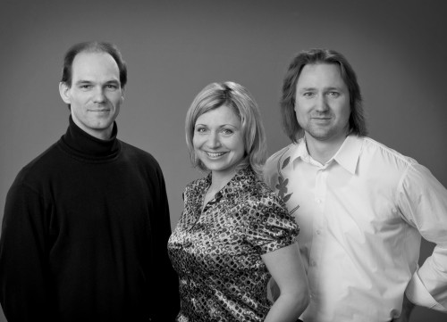 Gruppenbild Trio Visontay
